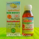 Spirulina Kids Honey Propolis