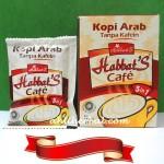Habbat's Cafe Kopi Arab Tanpa Kafein