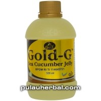 Jelly Gamat Gold-G 04