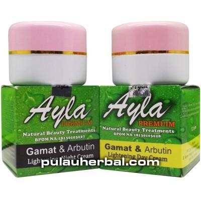 Ayla Cream (Penghilang Bekas Jerawat) | Cream Herbal ...