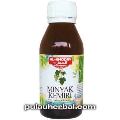 minyak kemiri al khodry | minyak kemiri al khodry | jual beli obat Gambar Minyak Kemiri Herbal